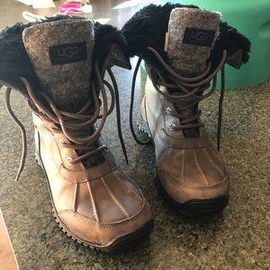 UGG adirondack boots